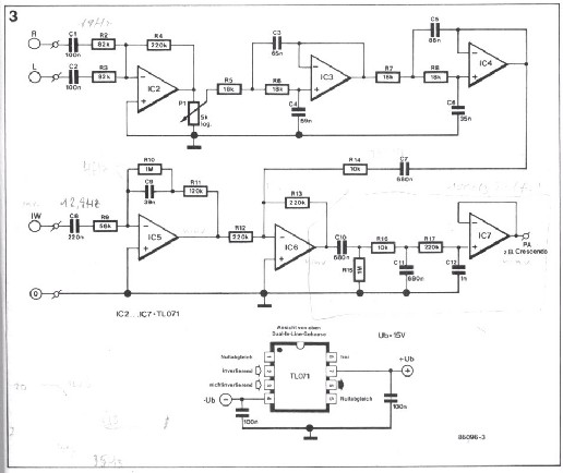 microsoft word bassgegenkopplung elektor 9. Black Bedroom Furniture Sets. Home Design Ideas